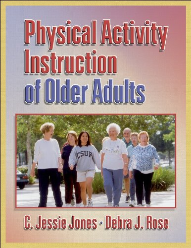 physical activity and older adults essay Read chapter 6 physical activity and special considerations for older adults: is there a sufficient evidence base for the us department of health and hu.