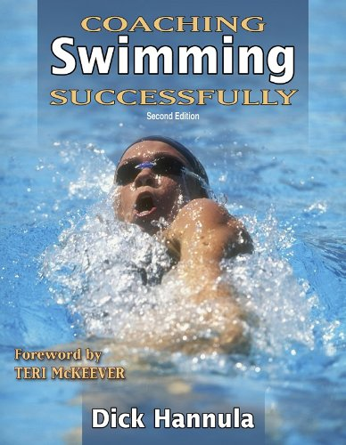 9780736045193: Coaching Swimming Successfully
