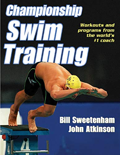 9780736045438: Championship Swim Training