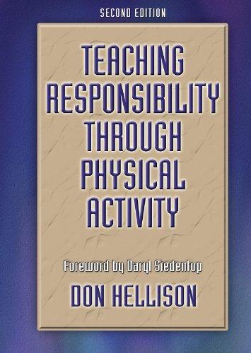 9780736046015: Teaching Responsibility Through Physical Activity