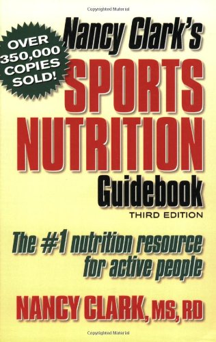 9780736046022: Nancy Clark's Sports Nutrition Guidebook, Third Edition