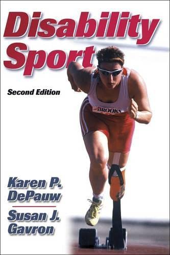 9780736046381: Disability Sport - 2nd Edition