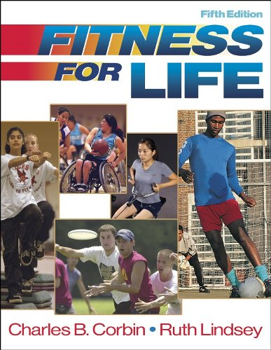 9780736046626: Fitness for Life