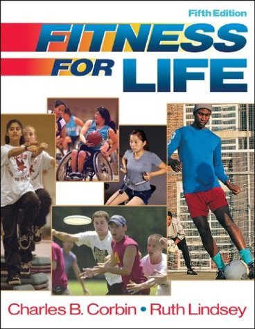 9780736046732: Fitness for Life