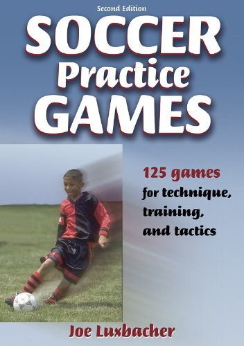 9780736047890: Soccer Practice Games - 2nd Edition