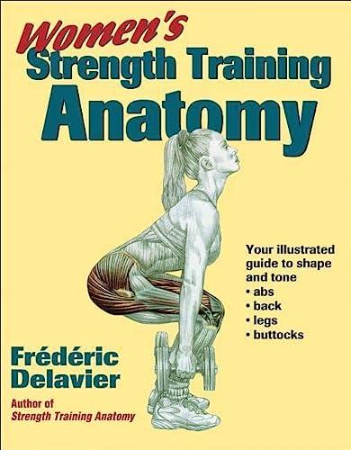 9780736048132: Women's Strength Training Anatomy
