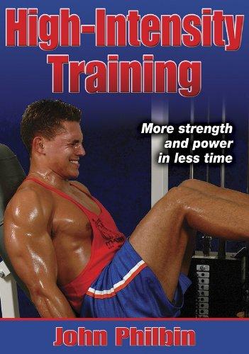 9780736048200: High-Intensity Training