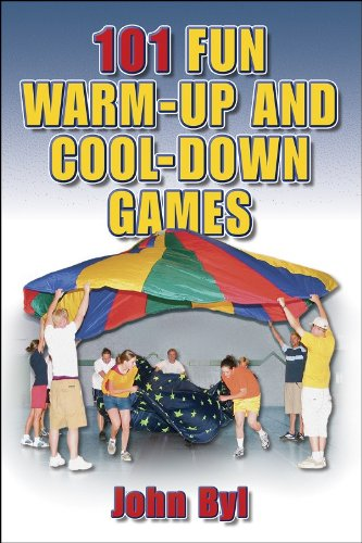9780736048491: 101 Fun Warm-Up and Cool-Down Games