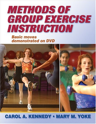 9780736049078: Methods of Group Exercise Instruction