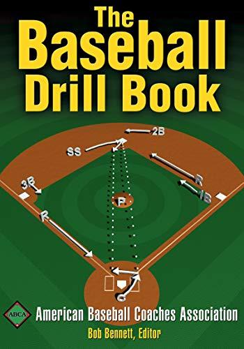 9780736050838: The Baseball Drill Book (The Drill Book Series)