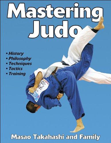 Mastering Judo (Mastering Martial Arts Series): Masao Takahashi