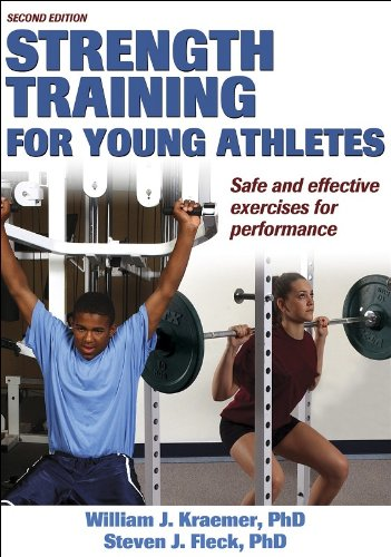 9780736051033: Strength Training for Young Athletes