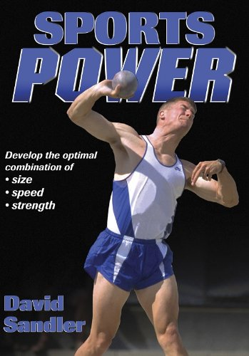 Sports Power 9780736051217 Optimal power—the ideal combination of speed and strength—is the difference between a good athlete and a great athlete. Sports Power provides all the tools to build sport-specific power and allow you to attain the highest level of performance. Every sport has unique power demands. Whether it's explosive running and jumping, a quick burst out of the starting block, or contacting and moving an opponent, developing the right proportion of strength and speed is crucial to optimizing athletic power. With the revolutionary speed–strength–power continuum in Sports Power, you can determine the ideal mix of strength-based and speed-based power required for your sport. Four to six week training programs designed for maximum results may be applied as presented or customized to individual needs using the seven-step program design process. Training exercises combine resistance training, plyometrics, speed drills, and cutting-edge power development techniques. Train to excel in your sport. Every workout with Sports Power will put you another step ahead of the competition.