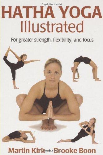 9780736051224: Hatha Yoga Illustrated