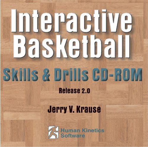 9780736051248: Interactive Basketball Skills and Drills CD-ROM - Release 2.0