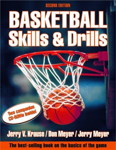9780736051255: Basketball Skills & Drills