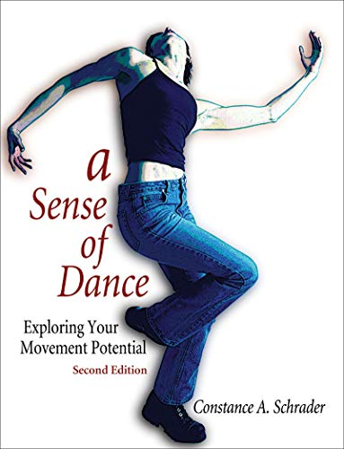 9780736051897: A Sense of Dance - 2nd Edition: Exploring Your Movement Potential