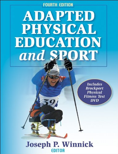 9780736052160: Adapted Physical Education and Sport - 4th Edition