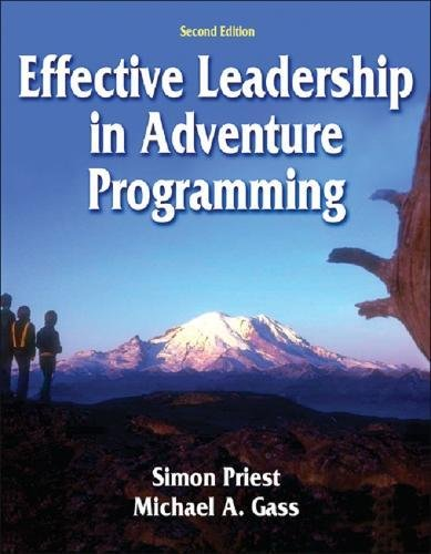 9780736052504: Effective Leadership in Adventure Programming