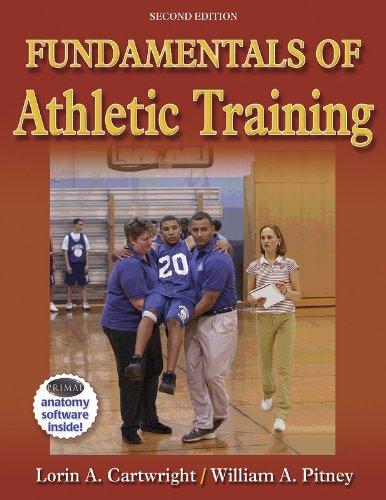 9780736052580: Fundamentals of Athletic Training, Second Edition