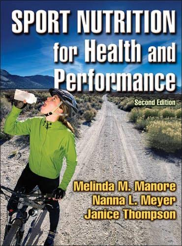 9780736052955: Sport Nutrition for Health and Performance - 2nd Edition