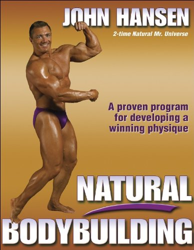 9780736053464: Natural Bodybuilding