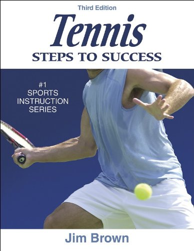 9780736053631: Tennis: Steps to Success - 3rd Edition (Steps to Success Sports Series)