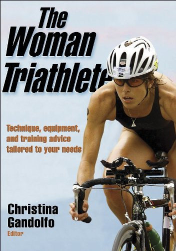 9780736054300: The Woman Triathlete