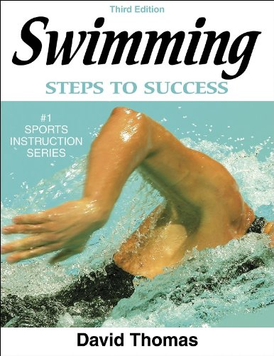 9780736054362: Swimming: Steps to Success - 3rd Edition (Steps to Success Sports Series)