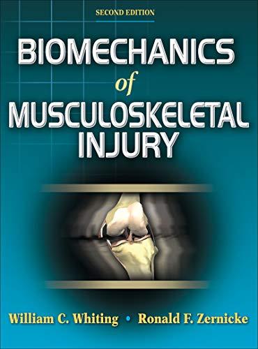 9780736054423: Biomechanics of Musculoskeletal Injury, Second Edition