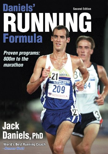 9780736054928: Daniels' Running Formula: Proven programs: 800 m to the marathon