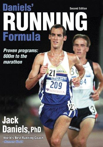 9780736054928: Daniels' Running Formula: Proven programs: 800 m to the marathon