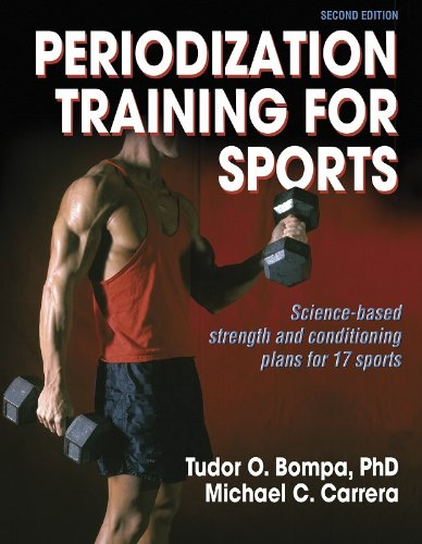 9780736055598: Periodization Training for Sports - 2nd Edition: Science-Based Strength and Conditioning Plans for 17 Sports
