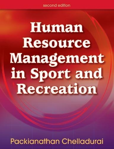 9780736055888: Human Resource Management in Sport and Recreation