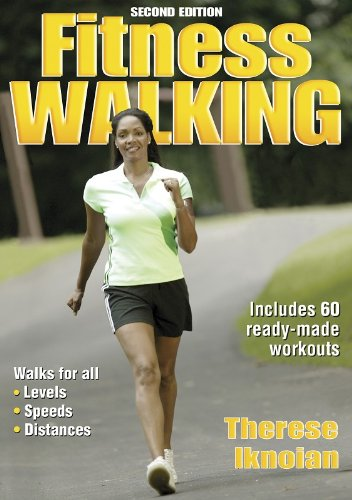 9780736056083: Fitness Walking - 2nd Edition (Fitness Spectrum Series)
