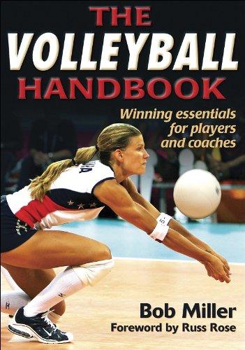 9780736056106: The Volleyball Handbook
