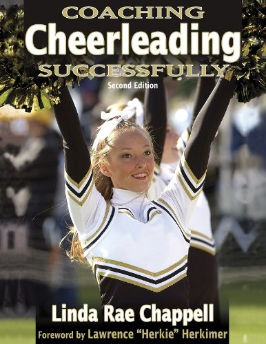 9780736056250: Coaching Cheerleading Successfully - 2nd Edition (Coaching Successfully Series)