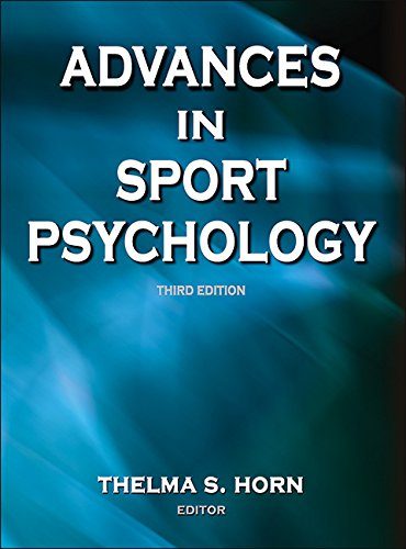 9780736057356: Advances in Sport Psychology - 3rd Edition