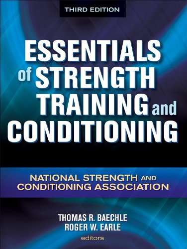 9780736058032: Essentials of Strength Training and Conditioning