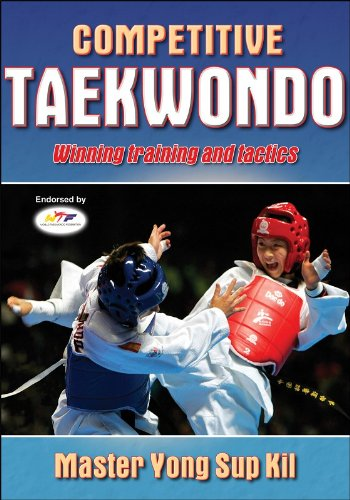 9780736058704: Competitive Taekwondo: Championship Techniques and Training