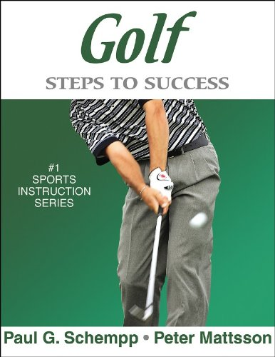 9780736059022: Golf: Steps to Success