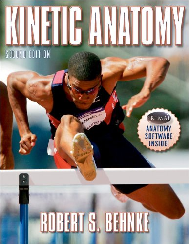 9780736059091: Kinetic Anatomy, 2nd Edition (Book & CD Rom)