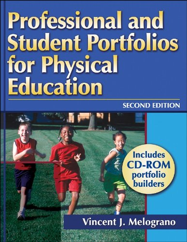 9780736059244: Professional and Student Portfolios for Physical Education-2nd Edition