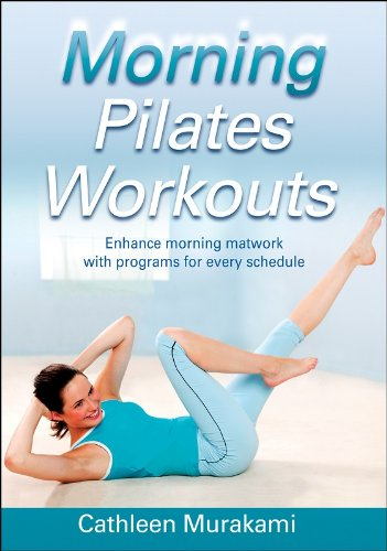 9780736059541: Morning Pilates Workouts