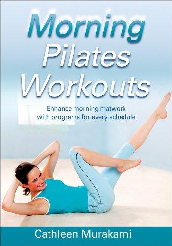 9780736059541: Morning Pilates Workouts (Morning Workout Series)