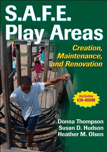 9780736060035: S.A.F.E. Play Areas: Creation, Maintenance, and Renovation