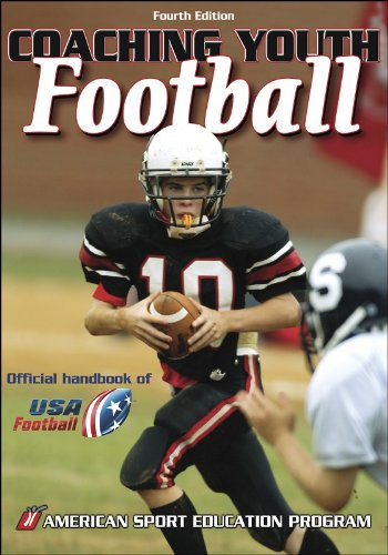9780736060110: Coaching Youth Football: Official Handbook of USA Football, 4th Edition
