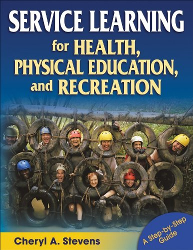 9780736060226: Service Learning for Health, Physical Education, & Recreation: A Step-by-Step Guide