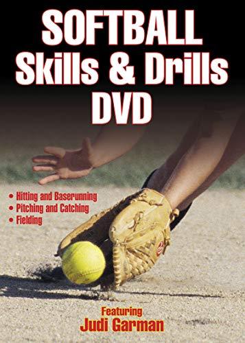 9780736060257: Softball Skills and Drills DVD
