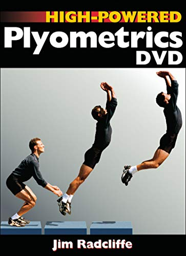 High-Powered Plyometrics (DVD): Jim Radcliffe